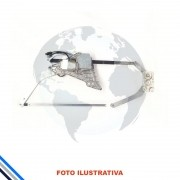 Maquina de Vidro Pt Diant Dir Elet C/Mot Ford Escort 1988-1992