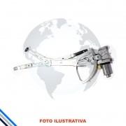 Maquina de Vidro Porta Dianteira  Direita Elétrica C/Motor Chevrolet ASTRA / VECTRA 1998-2012