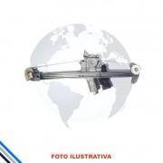 Maquina de Vidro Pt Diant Dir Elet C/mot Mercedes C280 1993-1999