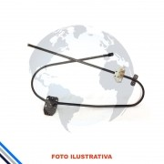 Maquina de Vidro Pt Diant Dir Mec Brasilia/Variant 1973-1981 Original