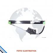 Maquina de  Vidro Pt Tras Dir Elet S/mot Audi Q3 4pts 2012-2016