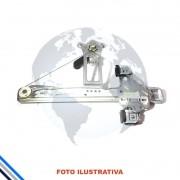 Maquina de  Vidro Pt Tras Dir Mec Gm Cobalt 4pts 2011-2015