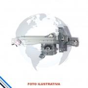 Maquina de Vidro Pt Tras Esq Elet C/mot Citroen Aircross/c3 Picasso 2010-2016