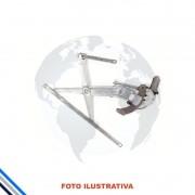 Maquina Vidro Dianteira Direita Dodge Dakota 1998-2001Original