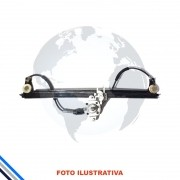 Maquina Vidro Dianteira Esquerda Fiat Palio/Week/Siena 1996-2016