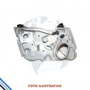 Maquina Vidro Dianteira Esquerda  Fusion 2006-2012 Original