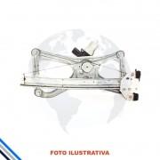 Maquina Vidro Dianteira Esquerda Honda Civic 2007-2011