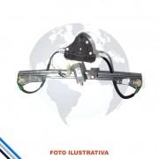 Maquina Vidro Dianteira Esquerda Renault Clio/Symbol 1999-2016