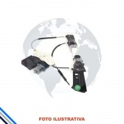 Maquina Vidro Eletrica Dianteria Dir Passat Variant 06-12