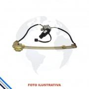 Maquina Vidro Pt Diant Dir Elet C/Motor Logus/Escort 1993-1996 Original