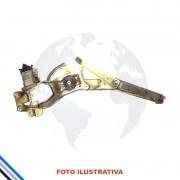 Maquina Vidro Pt Diant Esq  C/Mot Gm Monza 1984-1996 Original