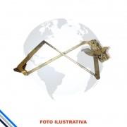 Maquina Vidro Pt Diant Esq Mec Escort/Verona/Apollo 1987-1996 Original