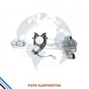 Maquina Vidro Pt Tras Dir  C/Motor  Agile 2009-2014 Original