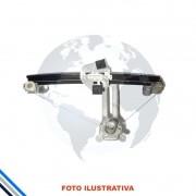 Maquina Vidro Pt Tras Dir Mec  Logan/Sandero 2007-2013 Original