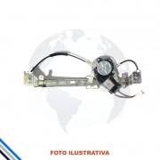 Maquina Vidro Pt Tras Esq C/Motor Gm Corsa 2002-2012 Original