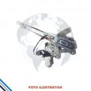 Maquina Vidro Pt Tras Esq Elet C/mot Mitsubishi Lancer 4pts 2011-2016