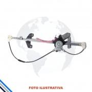 Maquina Vidro Pt Tras Esq Elet C/motor  Honda Cr-v 2002-2006