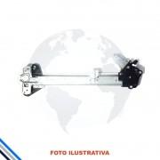 Maquina Vidro Pt Tras Esq Elet C/motor Honda Cr-v 2007-2011