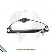 Maquina de Vidro Porta Traseira Direita MEC Fiat Uno VIVACE 2010-2016