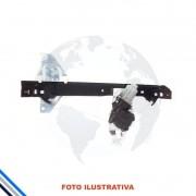 Maquina Vidro Traseira Direita Citroen C3 2012-2016
