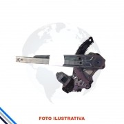 Maquina Vidro Traseira Direita Nissan Tiida 2007-2013
