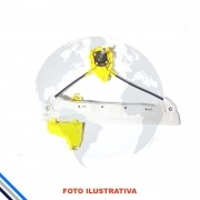 Maquina Vidro Traseira Direita Vw Gol (gv/gvi) 2008-2016