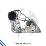 Maquina Vidro Traseira Esquerda Eletrica S/motor Mercedes C180 2008-2015