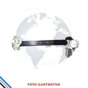 Maquina Vidro Traseira Esquerda Honda City 2009-2013