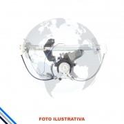 Maquina Vidro Traseira Esquerda Honda Civic 2001-2006