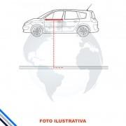 Pestana Interna Dianteira Esquerda Peugeot 206/sw 1999-2009