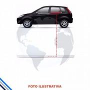 Pestana Interna Traseira Direita Hyundai Hb20s Sedan 12-16