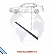 Pestana Interna Traseira Direita Peugeot 206/sw 1999-2009