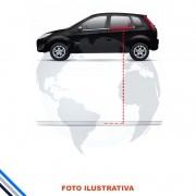 Pestana Interna Traseira Esquerda Fiat Stilo 4pts 2007-2011