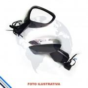 Retrovisor Externo Direito Citroen  Eletrico  C3 2013-2016 Original