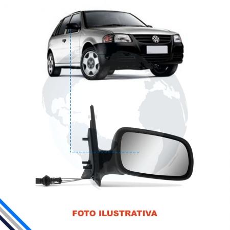 Retrovisor Externo Direito Vw Gol/Saveiro/Parati (giii/Giv)