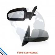 Retrovisor Externo Esquerdo Gm Meriva 2002-2012 - Original/Gm