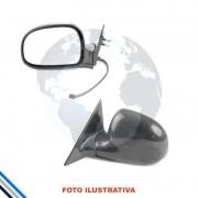 Retrovisor Externo Esquerdo Gm S-10 1995-2011 - original/Gm