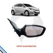 Retrovisor Externo Esquerdo Hyundai Hb20 2012-2016 - Original/hyundai