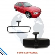 Retrovisor Interno Ford Escort/Fiesta 1997-2001
