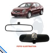 Retrovisor Interno Nissan Livina/Tiida/Sentra