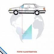 Vidro Janela Fixa Dianteira Direita Honda Fit 2015-2017