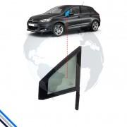 Vidro Oculo Fixo Diant Esq Citroen C4 hatch/Pallas 2008-2013 Original