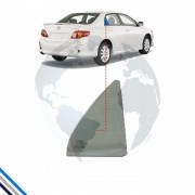Vidro Oculo Fixo Traseiro Direita Toyota Corolla 2002-2008