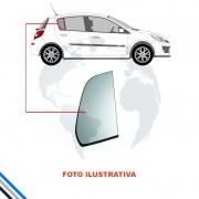 Vidro Oculo Fixo Traseiro Direito Fiat Uno (vivace) 10-18glass
