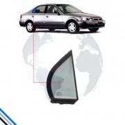 Vidro Oculo Fixo Porta Traseiro Dir  Civic 1996-2000  Original