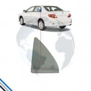 Vidro Oculo Fixo Traseiro Esquerdo Toyota Corolla 2002-2008