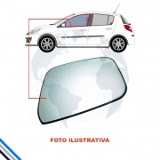 Vidro Porta Dianteira Direita Ford Fiesta 96-05 vtx