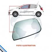 Vidro Porta Dianteira Direita Peugeot 206/Sw (4Pts) 1999-2008 -vt