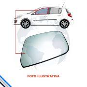 Vidro Porta Dianteira Esq 4Portas  Vw Gol (G5/G6) 2008-2017 -