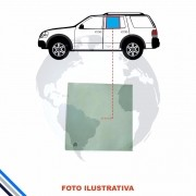 Vidro Porta Traseira Direita Pajero Full 01-17 Original